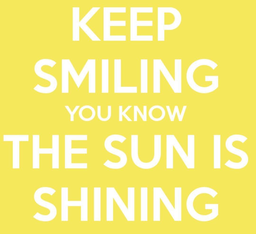 Das Wetter gibt alles ☀️☀️☀️#sunisshining #ilikeit